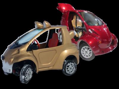 電気自動車(ネイクル)