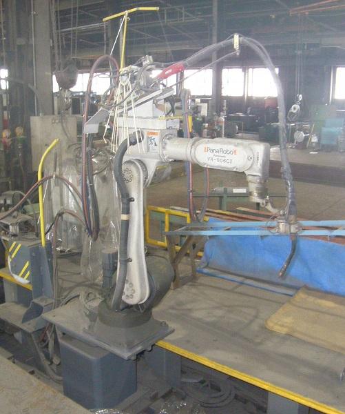ロボット溶接機